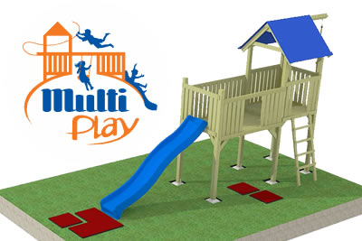 Multi-Play logotype